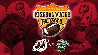 MINERAL WATER BOWL LIVE: @MSUM_Football vs @SandTFootball from Excelsior Springs, MO