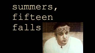 Fourteen Summers, Fifteen Falls - How Many Times
