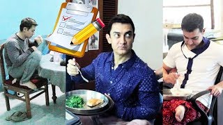 Aamir Khan's DIET And TRAINING Secrets