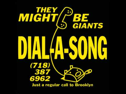 They Might Be Giants- Wreck It Apart (Dial-A-Song)