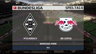 Borussia mönchengladbach gegen rb leipzig am 6. spieltag der bundesliga saison 2020/21. ► unterstützt mich: https://www.tipeeestream.com/tpzyt/donationjetzt ...
