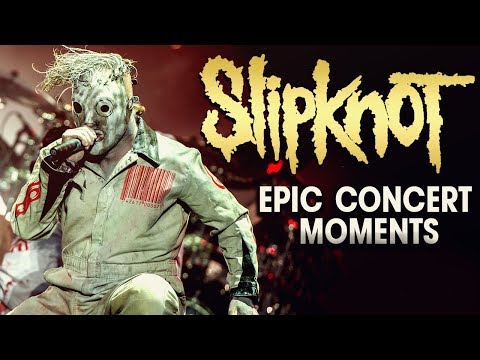 Slipknot - Most Epic Concert Moments (1999 - 2019)