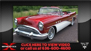 1954 Buick Special Convertible  (SOLD)