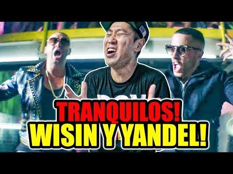 Yandel - Como Antes Ft. Wisin REACCION Coreano Loco