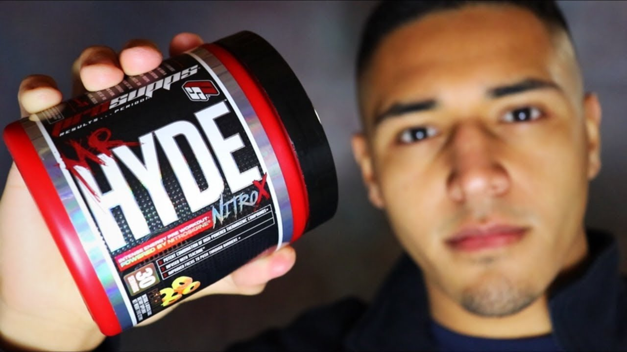 Mr. Hyde Pre-Workout