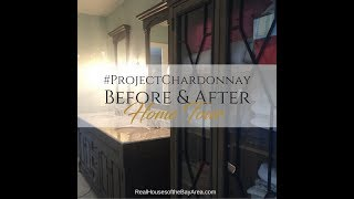 Project Chardonnay Home Renovation Before and After Home Tour | Real Houses of the Bay Area