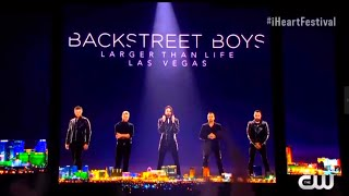 Backstreet Boys iHeartRadio Festival 2016.9.24 (Full Show)