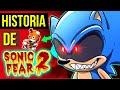 SONIC EXE VOLTOU 😈 | HISTORIA DE SONIC FEAR 2