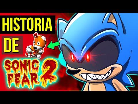 SONIC EXE VOLTOU ???? | HISTORIA DE SONIC FEAR 2