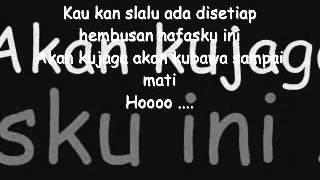 "Aliando syarief ft Budhila ""Janji hati"" (Ost Janji Hati) lirik"