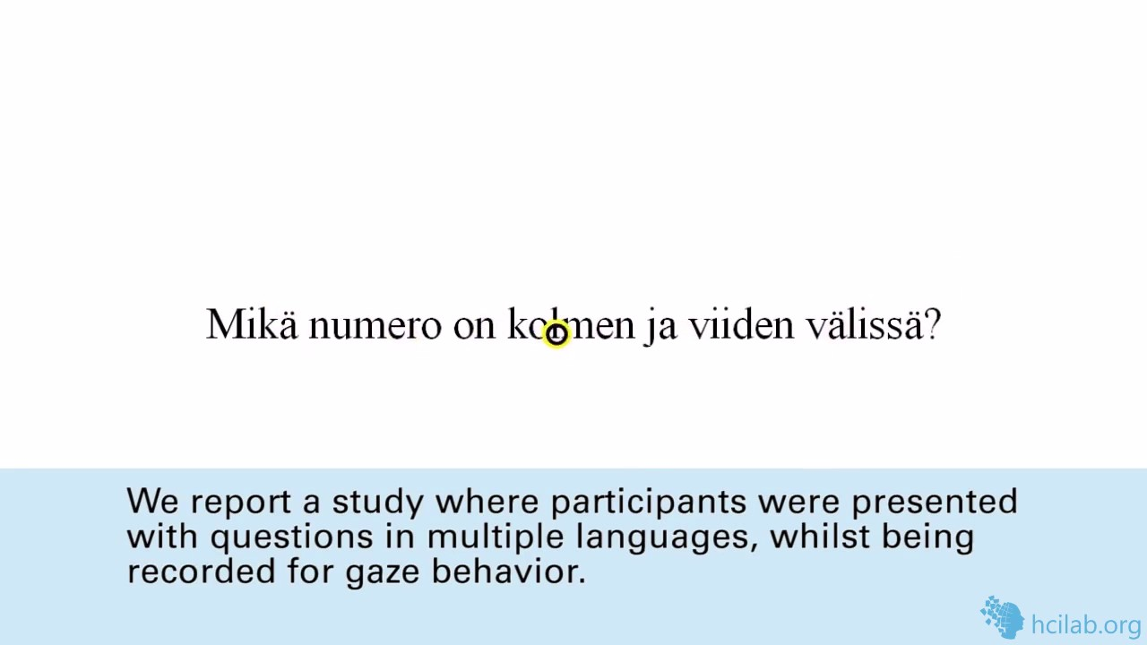 Robust Gaze Features for Enabling Language Proficiency Awareness