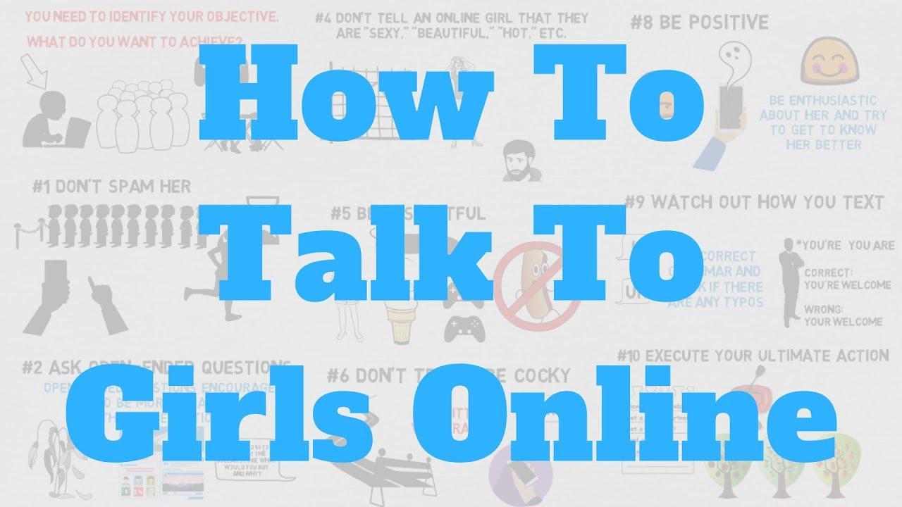 speak with girl online