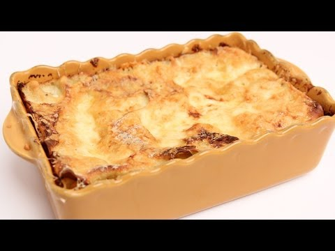Thanksgiving Lasagna Recipe - Laura Vitale - Laura in the Kitchen Episode 674