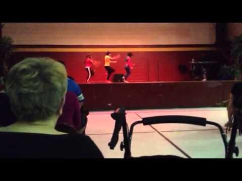 Anne Chesnutt Talent Show 2014