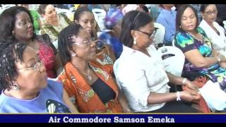 FRM MINISTER OF SPORT SIR COMMODORE CHIEF SAMSON EMEKA  OMERUAH REMEMBERED 10YEARS AFTER