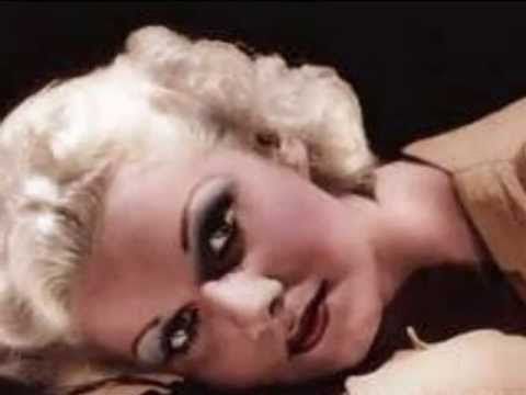 *JEAN HARLOW TRIBUTE* - Song by ANDRE HELLER -