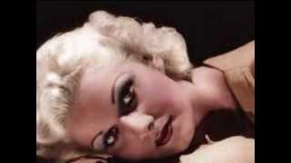 """*JEAN HARLOW TRIBUTE* - Song by ANDRE HELLER - """"Das berühmte Jean Harlow-Lied vom 4. Okt. 1970"""""""