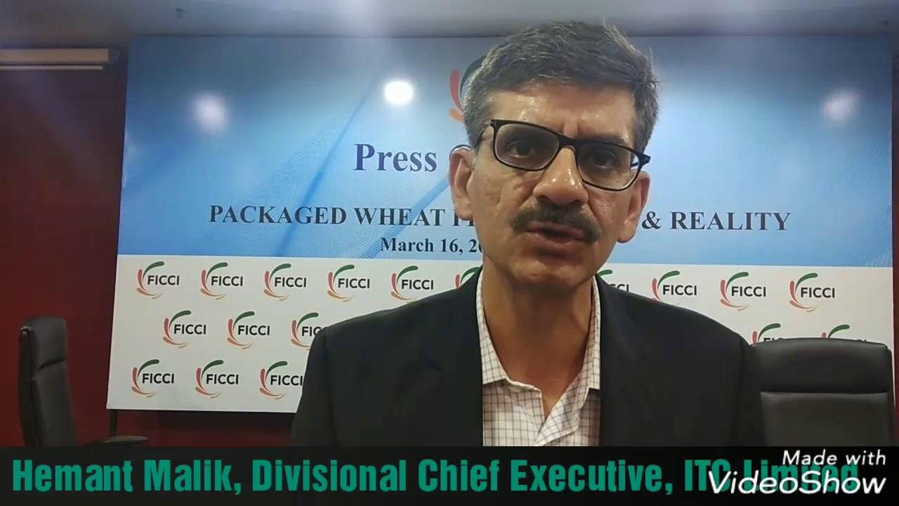 Hemant Malik, Divisional Chief Executive, ITC Limited