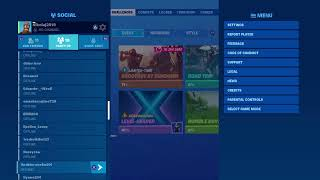 Fortnite giveaway, Giving skins to subscribers