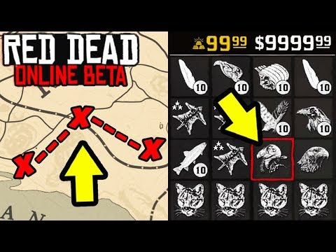 *NEW* BEST WAY TO MAKE FAST MONEY in Red Dead Online! Fish GLITCH & Easy Money Location Tips in RDR2