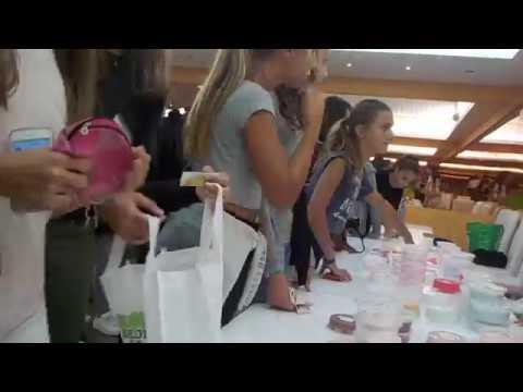 SLIME PARTY MILANO 09-09-2017 - SLIME SHOP ITA