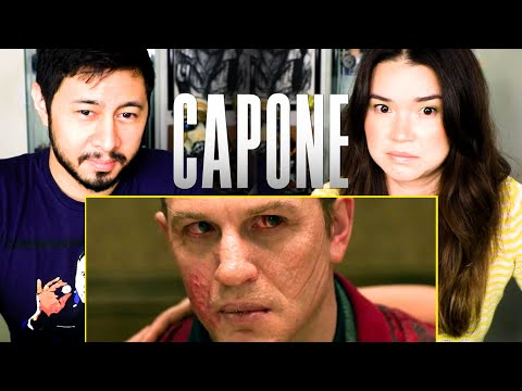 CAPONE | Tom Hardy | Trailer Reaction | Jaby Koay