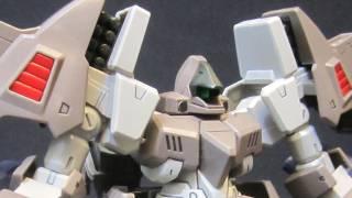 HG 1/100 Serpent Custom (Part 2: Parts) Gundam Wing Endless Waltz OVA model review