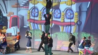 Москва, 25.12.2015 г. 1. Морское шоу в Москвариуме