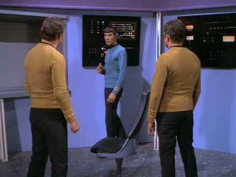 Star Trek - Two Captain Kirks