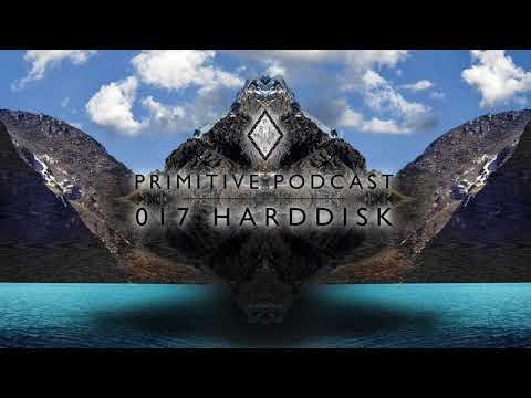 Primitive Podcast 017 by HardDisk [PE]   Tech House Mix 2017