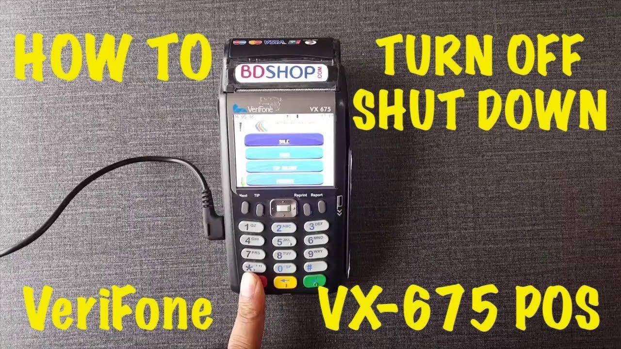 Tamper password for verifone vx675 - phonesssearcard