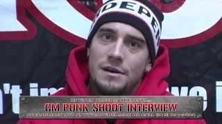 CM Punk Shoot Interview Preview