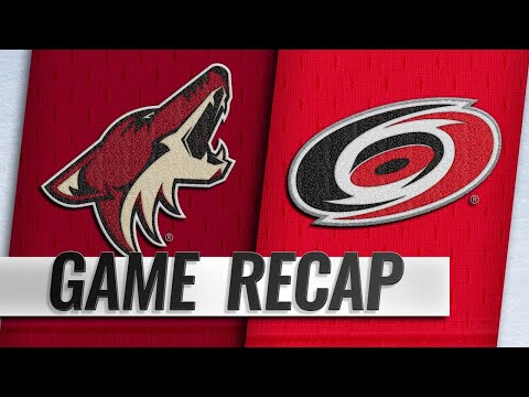 Brian Taylor - 'Canes Get The  Shutout See The Video Recap.