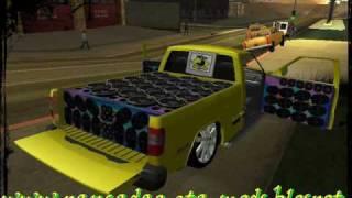 GTA San Andreas - Carros TunaDoS