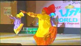 30. BHANGRA -Miss WORLD PUNJABAN 2002