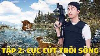 CrisDevilGamer Far Cry 5   Tập 2: CỤC CỨT TRÔI SÔNG