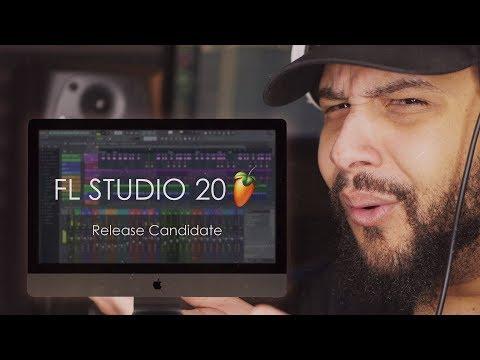 FL STUDIO 20?! First Look! (Release Candidate)