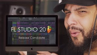 fl studio 20? first look release candidate