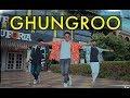 Ghungroo Toot Gaye   Dance Cover   Hrithik Roshan, Vaani Kapoor,   Ankit Sati Choreography