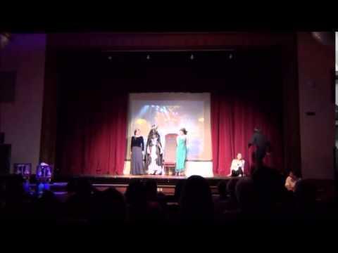 McQuadle: A Dragon's Tale Mariposa County High School Drama Club