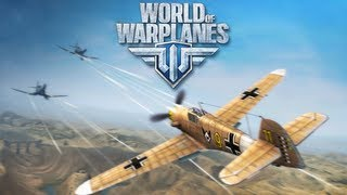 World of Warplanes - Combats dans les airs