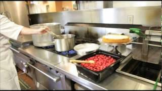 Food, Glorious Food: Food at Trinity College School