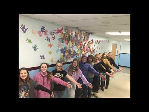 Newport City Elementary School  Peace Project 0