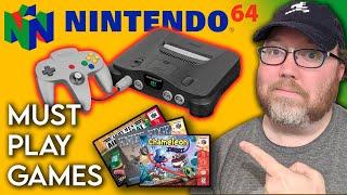 Best Underrated Nintendo 64 Games