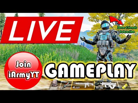 🔴 CALL OF DUTY MOBILE LIVE - NEW MOLOTOV COCKTAIL MULTIPLAYER GAMEPLAY - iArmyYT - 동영상