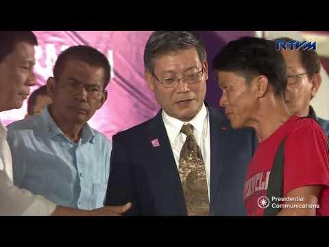 Ceremonial Send-Off of Vietnamese Fishermen 11/29/2017