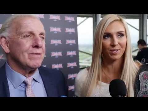 Ric & Charlotte Flair Interview: On WrestleMania, Ric's legendary career, WWE Women's Division