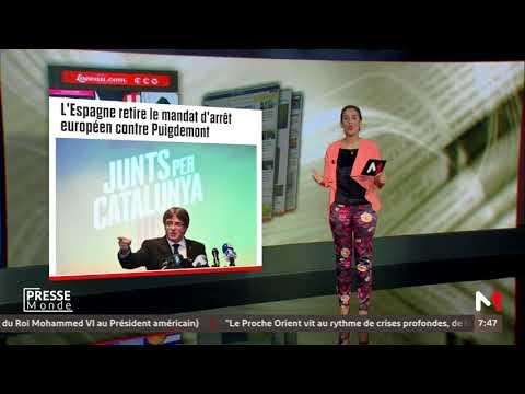 Presse Monde: Mercredi 06 Décembre 2017
