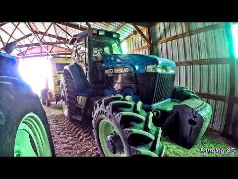 Overview: New Holland-Ford 8870