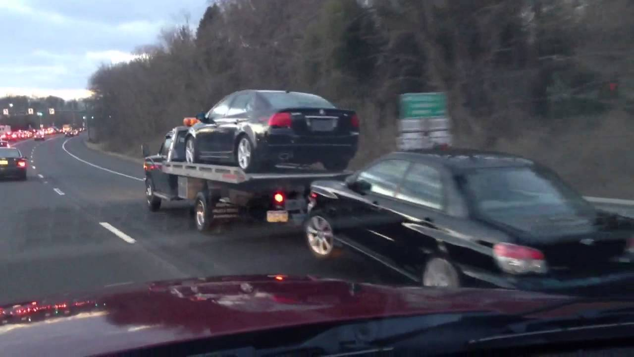 Awd Towing Fail